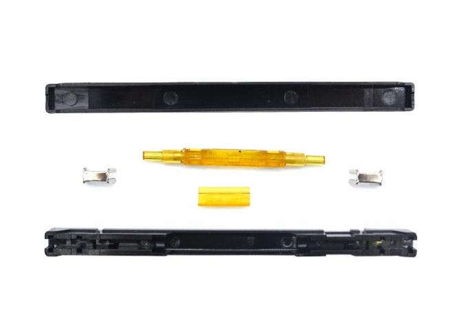 Universal Fiber Optic Mechanical Splice Rapidly Operate Optical Fiber Mechanical Splice