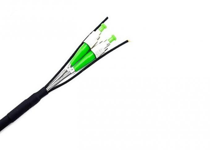 Base Station PDLC to DLC IP67 CPRI fiber optic patch cord