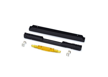 China Durable Fiber Optic Mechanical Splice 125um For FTTH Bare Cable / Indoor Cable supplier