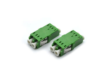 China Low Insertion Loss Fiber Optic Cable Adapter APC / UPC Optional For Equipment Test supplier
