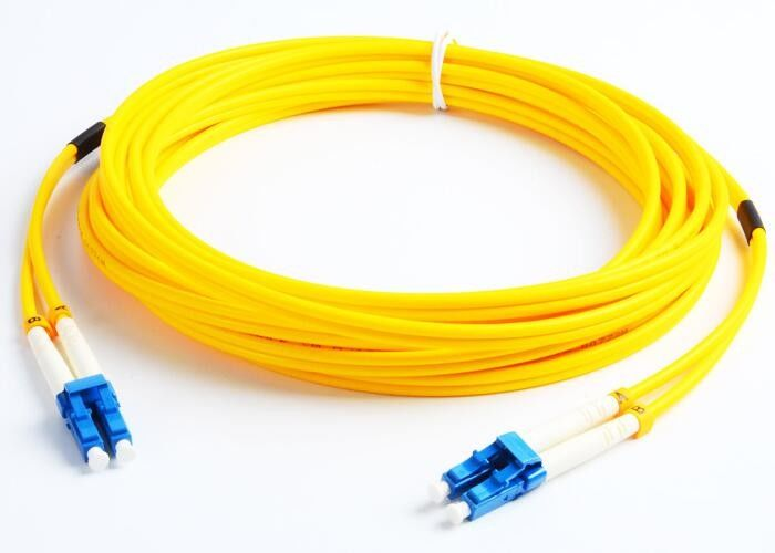 single mode fiber kabel