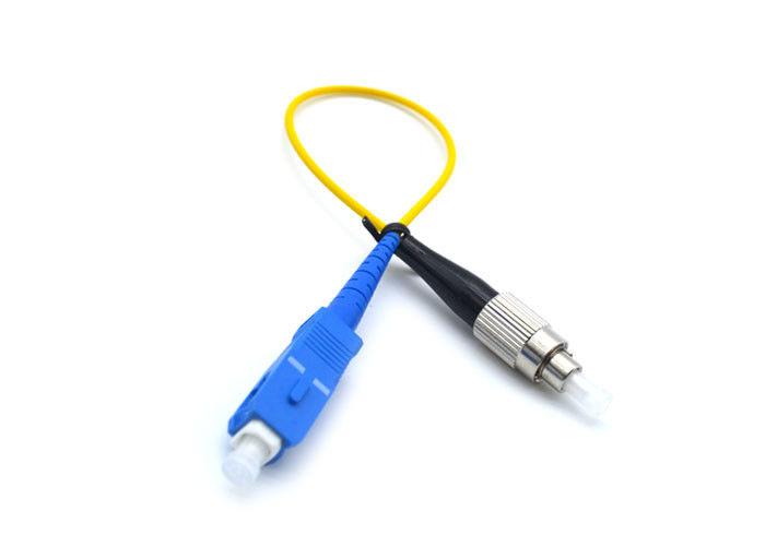 Best quality 100m 2core sc upc outdoor duplex fiber patch cable 2.
