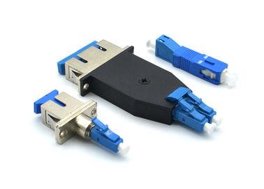 CATV Multimode Attenuator 10db , SC - LC Inline VOA Variable Optical Attenuator
