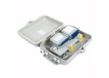China Plastic Waterproof Cable Fiber Optic Distribution Box Easy To Maintain factory