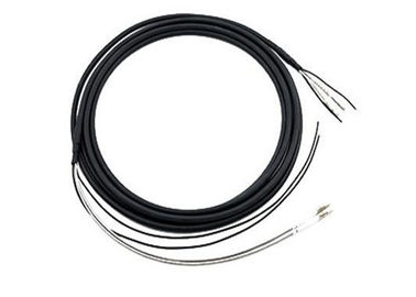 China Single mode DFC/PC DSC/APC Outdoor Optical Cable Assembly GYFJH 2A1a (LSZH) 7.0mm 2 Cores, FTTA factory
